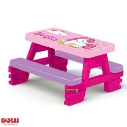 Dolu Oyuncak Fabrikasi - Dolu Unicorn Çocuk Piknik Masası