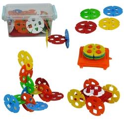 Efe Toys - Efe Toys Eğitici Bul-Tak Puzzle 25 Parça