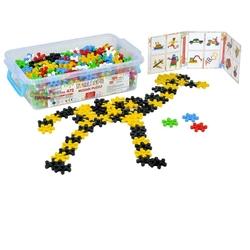 Efe Toys - Efe Toys Eğitici Mozaik Puzzle Büyük Boy 320 Parça Plastik Kutuda