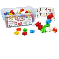 Efe Toys - Efe Toys Eğitici Oyun Çarklı Puzzle 140 Parça