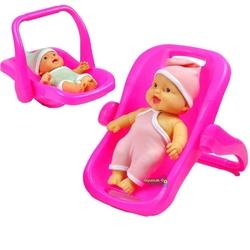 Efe Toys - Efe Toys Oyuncak Et Bebekli Mini Sevimli AnaKucağı