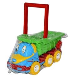 Efe Toys - Efe Toys Oyuncak Sevimli Büyük Kamyon Tutmaçlı