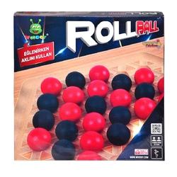 Woodoy - Eğitici Ahşap Akıl Oyunu Woodoy Rollball Oyunu