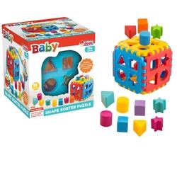 Dede toys - Eğitici Bultak Puzzle