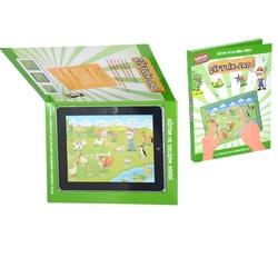 Eğitici Oyuncak Tablet Çiftlik Pad Okul Öncesi - Thumbnail