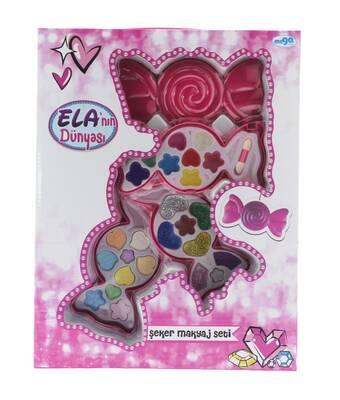 Ela'nın Dünyası Şeker Makyaj Seti