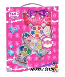 ELA - Ela'nın Dünyası Şeker Makyaj Seti