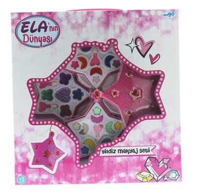 Ela'nın Dünyası Yıldız Makyaj Seti