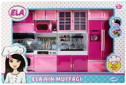 MEGA - Ela'nın Mutfağı 4'lü Set