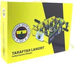FENERBAHÇE - Fenerbahçe Lisanslı Ahşap Taraftar Langırt