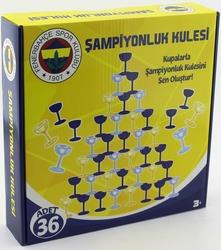 MEGA - Fenerbahçe Şampiyonluk Kulesi Bardak Oyunu