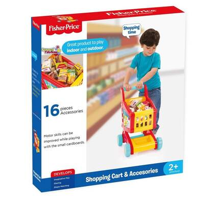 Fisher Price Market Arabası