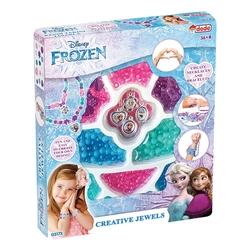 Dede toys - Frozen Tekli Takı Boncuk Dizme Seti