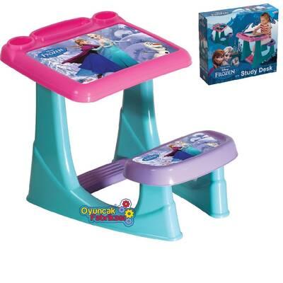 Frozen Çocuk Ders Çalışma Masası