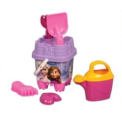 Dede toys - Frozen Küçük Aksesuarlı Kale Kova Seti