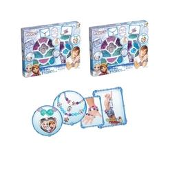 Frozen - Frozen Oyuncak İpe Boncuk Geçirme Oyunu İkili Kutu