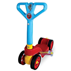 Furkan Toys - Furkan Baby Çocuk 4 Tekerlekli Scooter Speedy