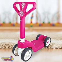 Furkan Toys - Furkan Baby Çocuk 4 Tekerlekli Scootor Lady