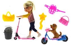 MEGA - Gaga Love Köpeğimle Scooter Gezisi
