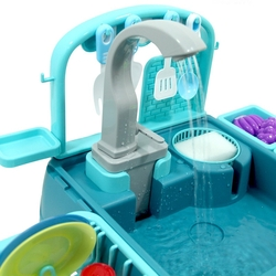 Galtoys Oyuncak Modern Çeşmeli Lavabo Oyun Seti - Thumbnail