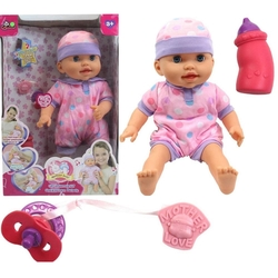 Vardem Oyuncak - Gıdıklanan Oyuncak Bebek Mila