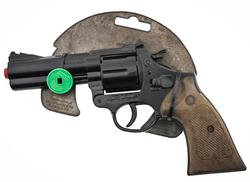 GONHER - Gonher Revolver 12'li Kısa Namnulu Siyah Polis Koleksiyon Tabancası