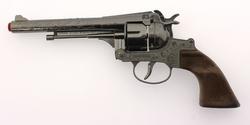 GONHER - Gonher Revolver 12'li Metal Kovboy Koleksiyon Tabancası
