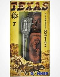 GONHER - Gonher Revolver 8'li Kovboy Koleksiyon Tabanca Seti