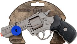 GONHER - Gonher Revolver 8'li Metal Polis Koleksiyon Tabancası