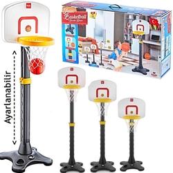 Güçlü Toys - Güçlü Dev Ayaklı Süper Basketbol Potası Ayarlanabilir Boy 198 Cm