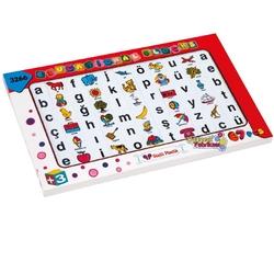Güçlü Toys - Güçlü Toys Plastik Eğitici Puzzle Alfabe 67 Parça