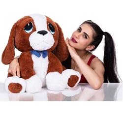Halley Oyuncak - Halley Oyuncak Oturan Peluş Köpek Sany Dogh 70 Cm