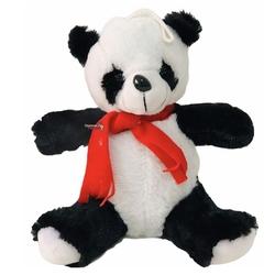 Halley Oyuncak - Halley Oyuncak Peluş Panda Kurdelalı 23 Cm