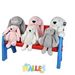 Halley Oyuncak - Halley Oyuncak Peluş Tavşan 65 Cm Uzun Kulaklı Arkadaşım