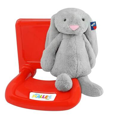 Halley Oyuncak Peluş Tavşan 65 Cm Uzun Kulaklı Arkadaşım