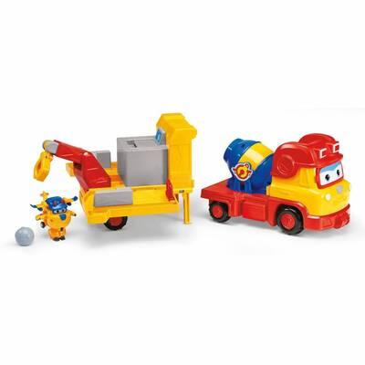 Harika Kanatlar 3'ü bir arada Araç ve Donnie