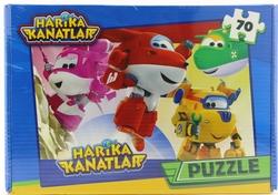 HARİKA KANATLAR - Harika Kanatlar 70 Parça Puzzle