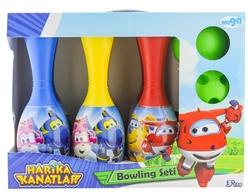 HARİKA KANATLAR - Harika Kanatlar Bowling Seti