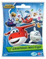 HARİKA KANATLAR - Harika Kanatlar Çıkartmalı Mini Figür Paket 20900