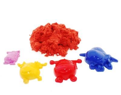 Harika Kanatlar Kovada Oyun Kumu Seti Kırmızı