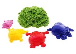 MEGA - Harika Kanatlar Kovada Oyun Kumu Seti Yeşil