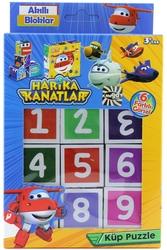 HARİKA KANATLAR - Harika Kanatlar Küp Puzzle