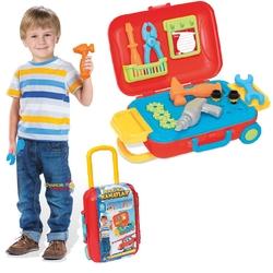 Dede Toys - Harika Kanatlar Oyuncak Tamir Seti Bavulum 15 Parça