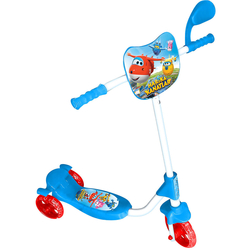 HARİKA KANATLAR - Harika Kanatlar Scooter 3 Teker Mavi