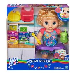 Baby Alive - Hasbro Baby Alive Acıkan Bebeğim