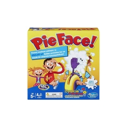 Hasbro - Hasbro Pie Face (Pasta Surat Kutu Oyunu)