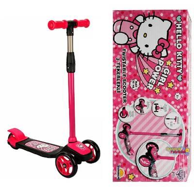 Hello Kitty 3 Tekerlekli Twistable Scooter Miajima