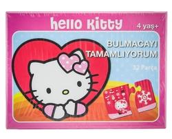 MEGA - Hello Kitty Bulmacayı Tamamlıyorum 32 Parça HK40634