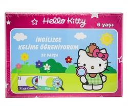 MEGA - Hello Kitty İngilizce Kelime Öğreniyorum 52 Parça HK40623