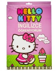 HARİKA KANATLAR - Hello Kitty İngilizce Öğreniyorum Yapboz Seti HK40639